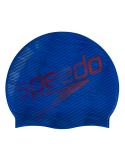 Speedo Slogan Print Cap Blue Red