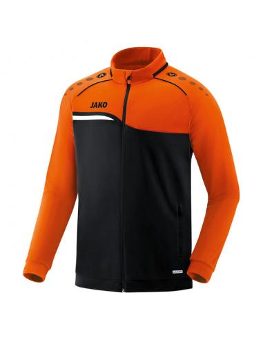 Jako RB Dordrecht Polyester Instucteursvest Black Fluo Orange