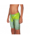 Arena R-evo One Jr Jammer Green Glass