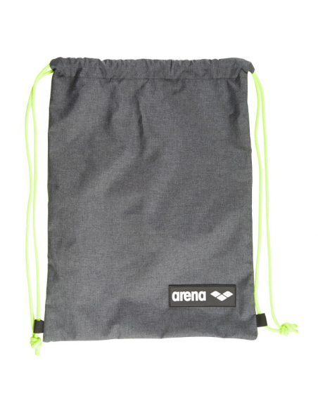 Arena Team Swimbag Grey Melange