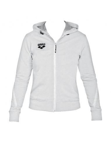 Arena Women's Hooded Jacket White