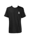 Arena Dolly Noire Stripes T-Shirt Black White