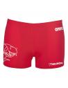 Arena M Solid Short Red White Tiburón