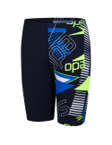 Speedo Allover Jammer Navy Blue