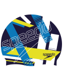 Speedo Slogan Print Cap Navy Blue