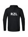 Jako RZL Haelen Sweater met kap Base Black Junior