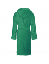 Arena Core Soft Junior Robe Green White