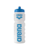 Arena Water Bottle Clear Blue 75cl