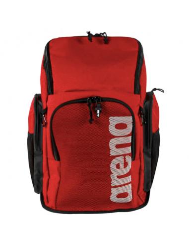 Arena Team Backpack 45 Team Red Melange