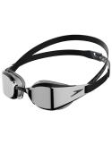Speedo Fastskin Hyper Elite Mirror Goggle Black Grey