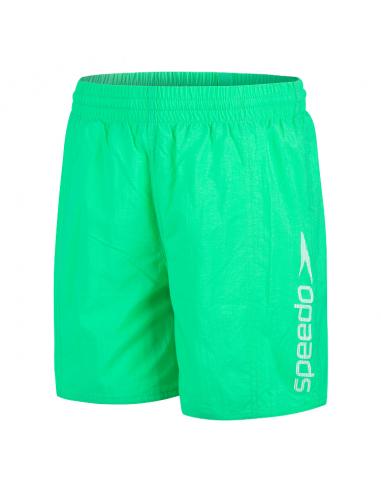 Speedo Junior Challenge 15 Short Light Green
