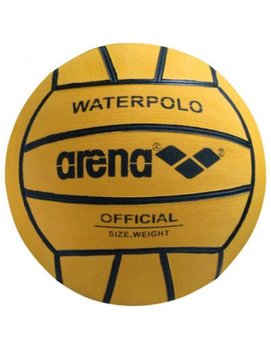 Arena Water Polo Ball Man 2008 Yellow Black