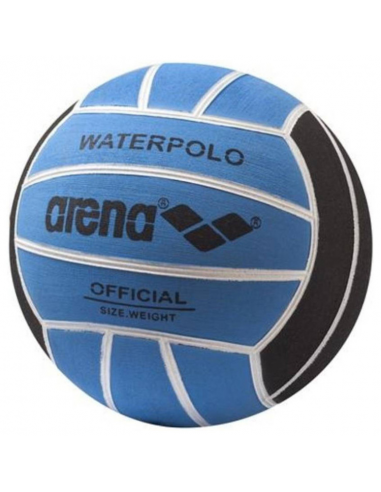 Arena Water Polo Ball Size 5 Blue Black