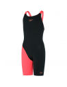 Speedo LZR Valor Jammer Red Black