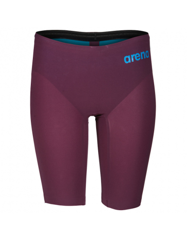 Arena R-evo One Jr Jammer Red Wine Turquoise
