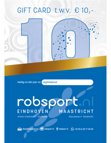Robsport.nl Gift Card € 10