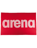 Arena Handy Towel Red White