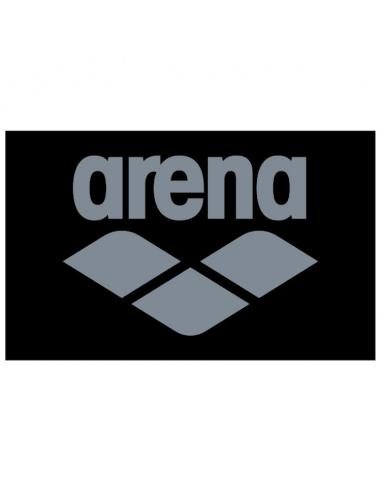 Arena Pool Soft Towel Black Grey