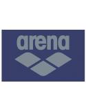 Arena Pool Soft Towel Navy Grey