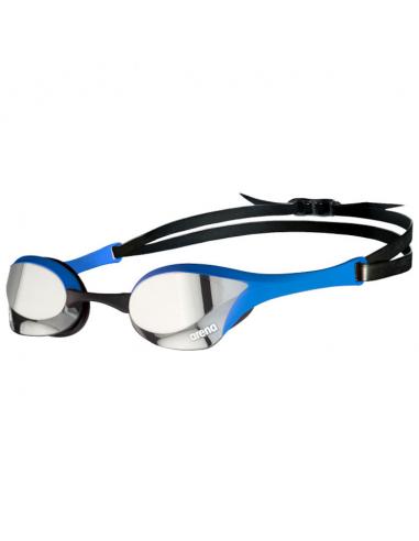 Arena Cobra Ultra Swipe Mirror Silver Blue
