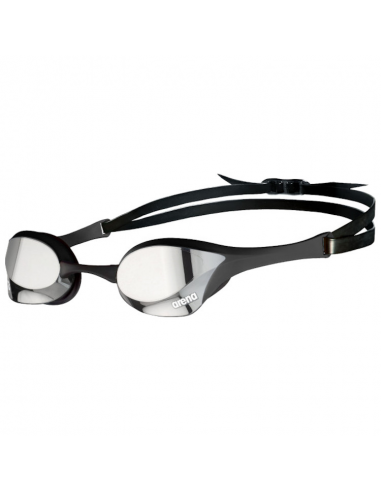 Arena Cobra Ultra Swipe Mirror Silver Black