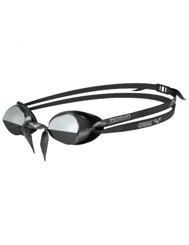 Arena Swedix Mirror Smoke Silver Black