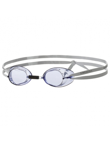 Speedo Swedish Goggle Clear Blue