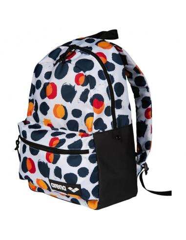 Arena Team Backpack 30 Allover Polka Dots