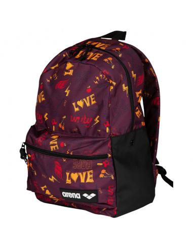 Arena Team Backpack 30 Allover Love
