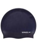 Speedo Flat Silicone Cap Navy