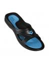 Arena Hydrofit Man Badslipper Black Turquoise
