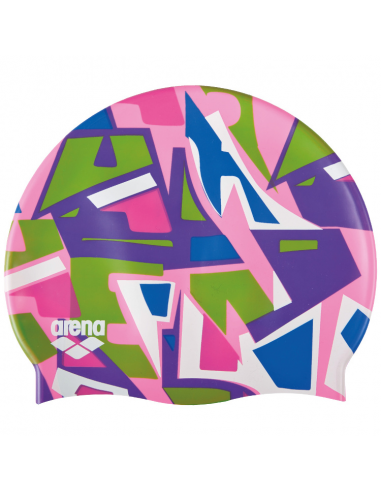 Arena Print Junior Jumble Pink