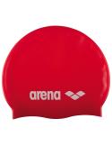 Arena Classic Silicone Red White
