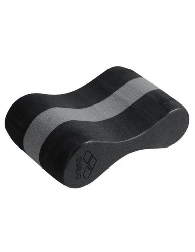 Arena Freeflow Pullbuoy Black Grey