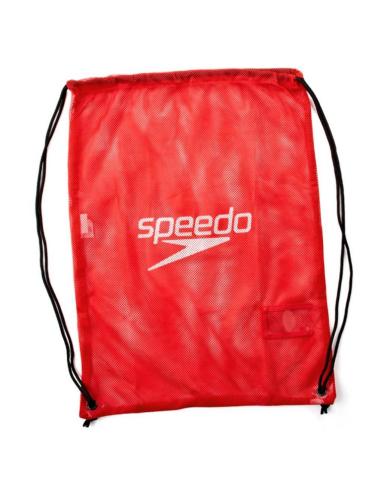 Speedo Equipment Mesh Bag Red