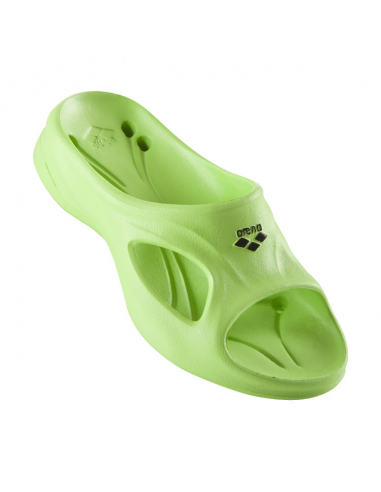 Arena Hydrosoft Junior Lime Green
