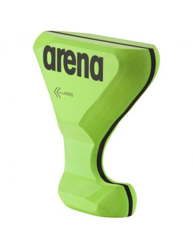 Arena Swim Keel Black Acid Lime