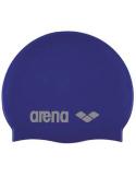 Arena Classic Silicone Cap Sky Blue White