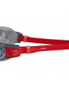 Speedo Futura Biofuse Flexiseal Red Clear