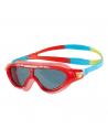 Speedo Rift Junior Goggle Lava Red Smoke