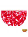 Arena Brief Shattered Glass NED Fluo Red
