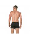 Speedo Aquashort Contrast Pocket Black