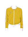 Arena W Relax IV Team Jacket Lily Yellow White