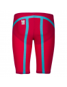 Arena Carbon Flex Vx Jammer Red Turquoise