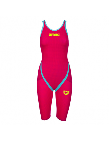 Arena Carbon Flex Vx Openback Red Turquoise