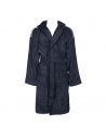 Arena Core Soft Junior Robe Navy White