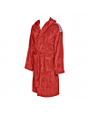 Arena Core Soft Junior Robe Red White