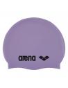 Arena Classic Silicone Cap Parma Black