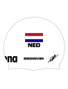 Arena Moulded Cap Ned Flag White Eindhoven