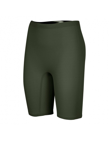 Arena Powerskin Carbon-DUO Jammer Army Green